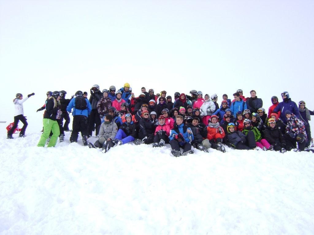 Skifahrt des 11. Jahrgangs