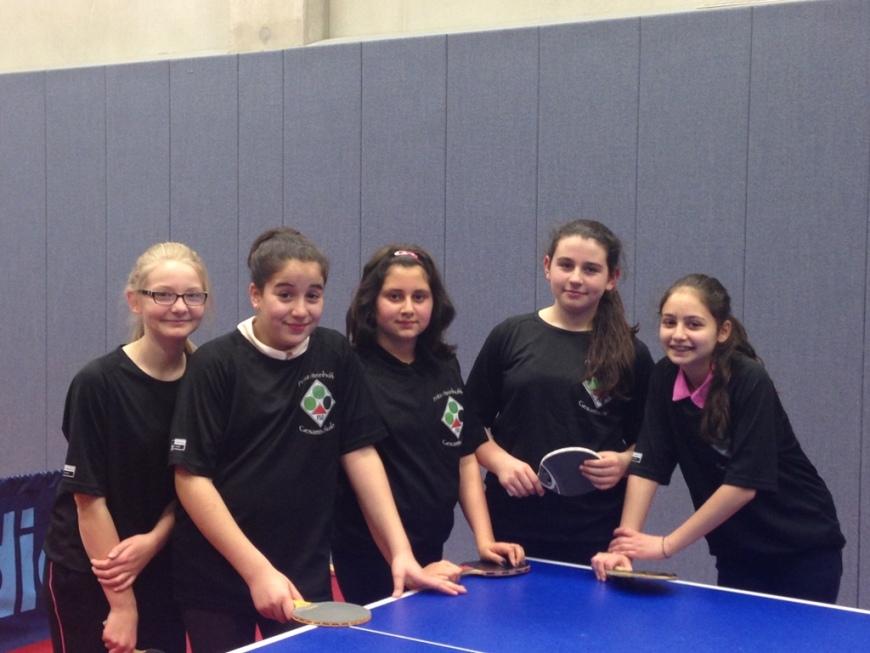 Milchcup: Mädchenmannschaft der FSG belegt den 4. Platz bei den Landesmeisterschaften