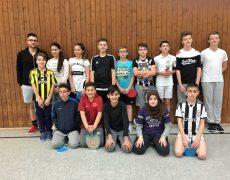 Tischtennis-AG