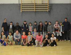 FSG-Teams überzeugen mit starker Leistung beim Tischtennis-Milch-Cup