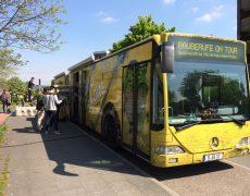 Bau-Bus an der FSG