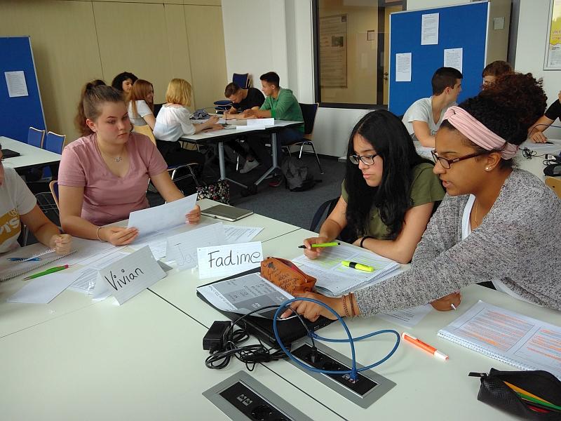 FSG im Schülerlabor