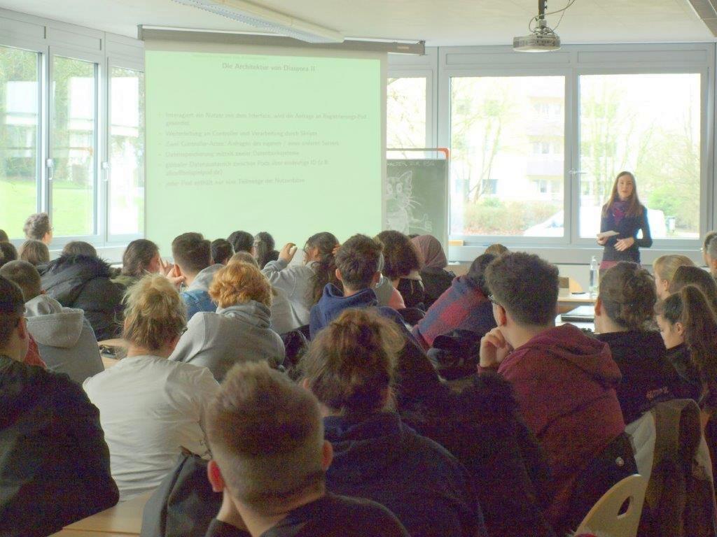 Vortrag: Datenschutzproblematik in sozialen Netzwerken