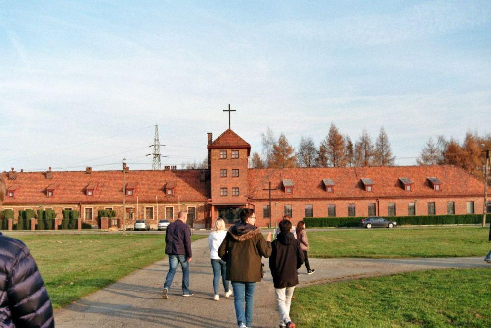 Die Krakaufahrt der Fritz-Steinhoff-Gesamtschule